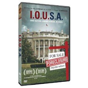 I.O.U.S.A. documentary, david walker documentary, david walker and al gore, an inconvenient truth al gore, david walker i.o.u.s.a.