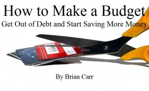 sample budget, how to make a budget, create a budget